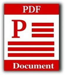 Comment créer un formulaire PDF rapidement | Geeks | Scoop.it