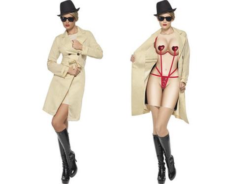 Déguisement de femme nue | topic fiston | Scoop.it
