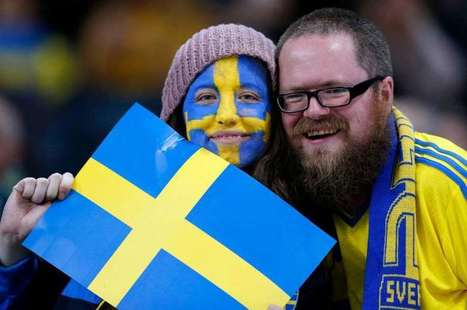 Associated Press: It's raining men! Sweden sees historic gender balance shift | USF in the News | Scoop.it