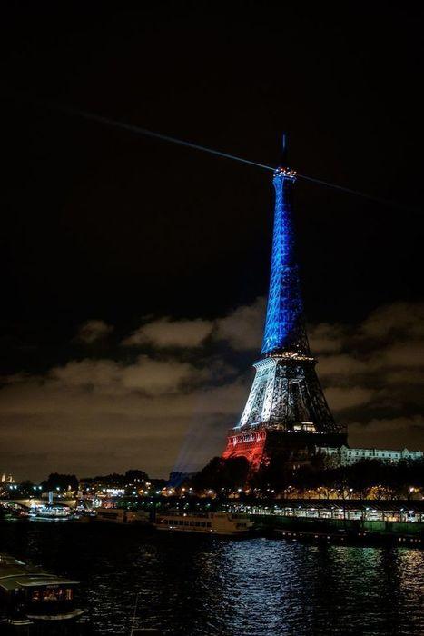 Vive la France! Paris, lundi 16 novembre 2015 | Voyages et Gastronomie depuis la Bretagne vers d'autres terroirs | Scoop.it