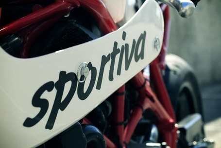 Sportiva by Radical | ducachef | Ducati Community | Desmopro News | Scoop.it