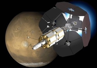 The Space Review: Mars and the transport revolution | Space matters | Scoop.it