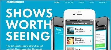 Design Trends: What's Hot in Web Typography Right Now | Online Marketing Resources | Scoop.it