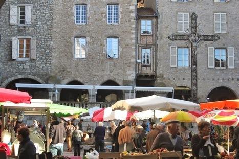 Jessca Rose | uk lifestyle blog: Aveyron | Villefranche-de-Rouergue food market | Vivement nos vacances ! | Scoop.it