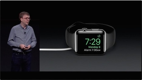 WWDC 2015 : watchOS 2 avec les apps natives | Apple, IMac and other Iproducts | Scoop.it