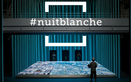Nuit Blanche 2012 - Pavillon de l'Arsenal | Paris lifestyles | Scoop.it