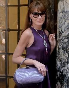 Carla Bruni pour Bulgari | Mode et femme | Scoop.it