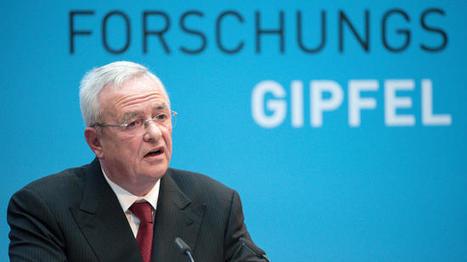 VW-Chef Winterkorn kritisiert mangelnde Digitalisierung an den Schulen - Aufruf zu einer Innovationsoffensive | E-Learning - Lernen mit Elektronischen Medien | Scoop.it