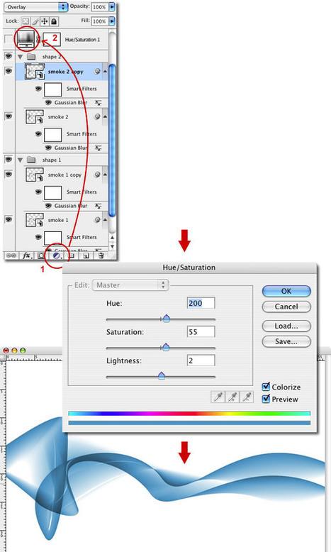 Creating a Stunning Digital Smoke Effect | Psdtuts+ | Designing a Good Website | Scoop.it