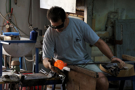 The Art Of Glass Blowing | About Art & Creativity | Scoop.it