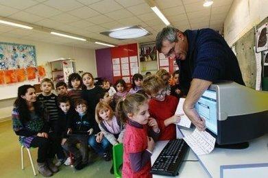 Il fait twitter ses élèves de maternelle | Enfants et technologies - Children and technology | Scoop.it