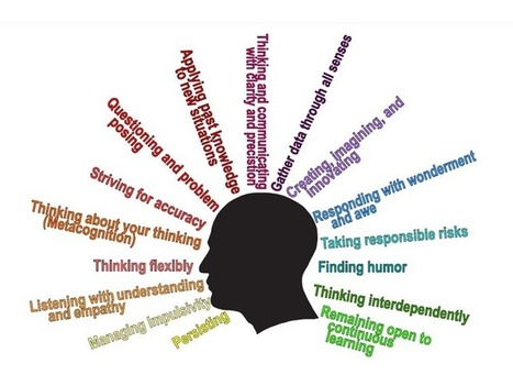 What Are The Habits Of Mind? | Resources for Teaching | Scoop.it