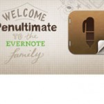 Evernote Acquires Penultimate | Curtin iPad User Group | Scoop.it