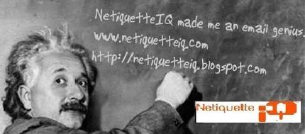 Netiquette IQ   Netiquette   Scoop.it