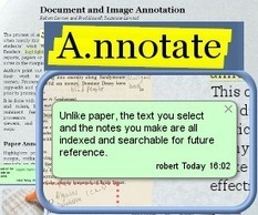 7 Great Tools to Annotate Webpages and Documents | François MAGNAN  Formateur Consultant et Documentaliste | Scoop.it