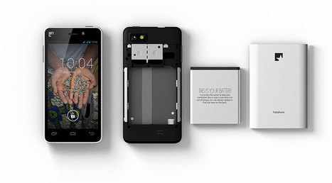 'Fairphone aims to tell the story of sustainability'   Inspiring Sustainable ICT   Scoop.it