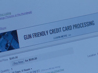 Gun Dealers Have Problems With Credit Card Processors | Accept Credit Cards | Scoop.it