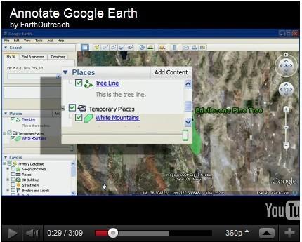 Google Earth Outreach   Free Tutorials in EN, FR, DE   Scoop.it