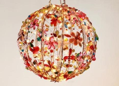 """Enchanting Garden Light - Petit 12"""" from the exclusive home decor and home furnishing accessories online store 
