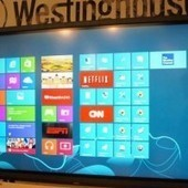 Hands on: Westinghouse's WhiteBoard is an 84-inch Windows 8 LED monitor ... - Digital Trends | Windows 8 Hacks | Scoop.it