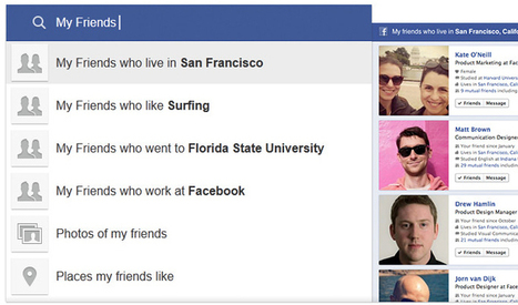 FBstalker Automates Facebook Graph Search Data Mining | Social Networks Security | Scoop.it