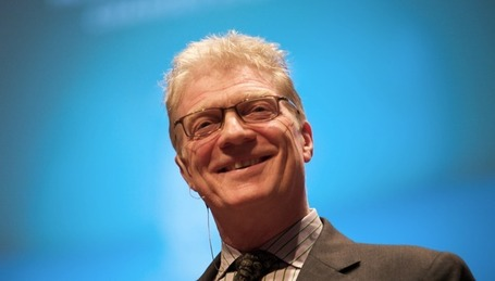 Sir Ken Robinson's New TED Talk About 'Education's Death Valley' | Education Leadership | Scoop.it