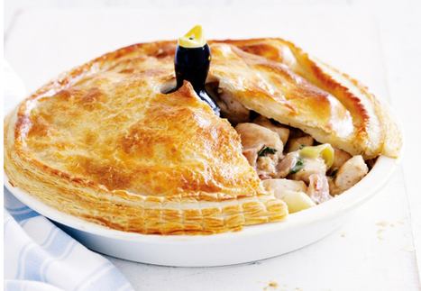 Chicken & ham pie recipes, Top Recipes, Traditional Recipe Ebook, recipe review | Healthy Recipes | Scoop.it