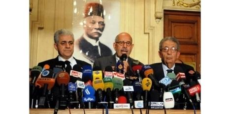 Egypte: l'opposant ElBaradei appelle à boycotter les législatives   Égypt-actus   Scoop.it