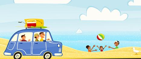 Conseils pour partir en vacances en voiture - Prix Voitures Neuves | Voitures neuves | Scoop.it