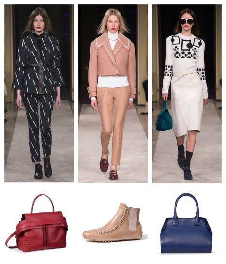 Tod's Autumn Winter 2015-16 Women's Collection | Le Marche & Fashion | Scoop.it