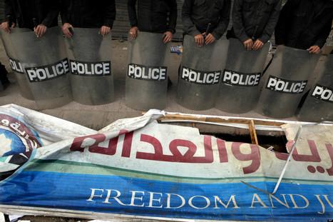 Egyptian Police: Million Man Mafia?   Égypt-actus   Scoop.it
