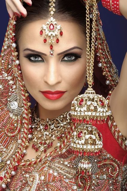 Bridal Jewelry Designs for Women, Latest Traditional Indian Jewelry | Weddings | Scoop.it