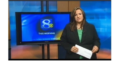 TV anchor responds to viewer who complained about her 'obesity' | JIMROMENESKO.COM | eHS Mobile Classroom | Scoop.it