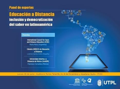 RIED-Blog: Comenzados los trabajos de GRAEDI en Ecuador | Educación a Distancia y TIC | Scoop.it