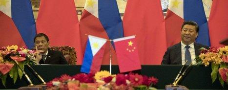 Les Philippines pivotent vers la Chine | Herbovie | Scoop.it