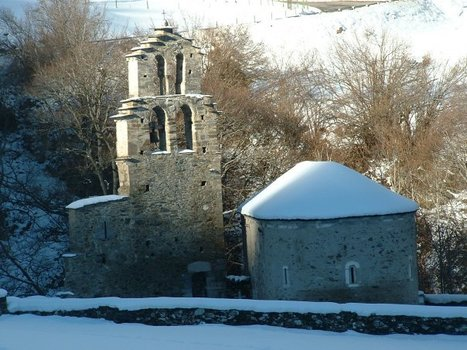 Aragnouet. Le sacre de la chapelle des Templiers - La Dépêche | Vallée d'Aure - Pyrénées | Scoop.it