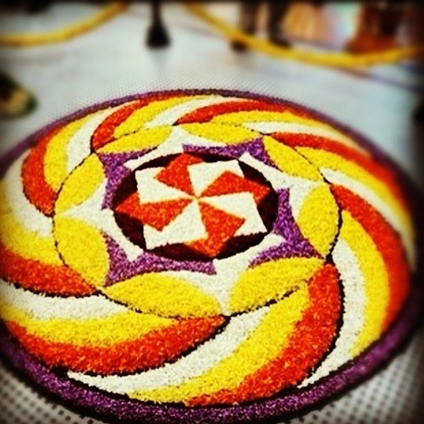 Happy Onam images and Wishes   Happy Onam   Onam pookalam   Onam images   onam wishes   Onam 2015: Onam Pookalam 100+ athapookalam designs collections 2015   Christmas 2016 wishes greetings Images   Scoop.it