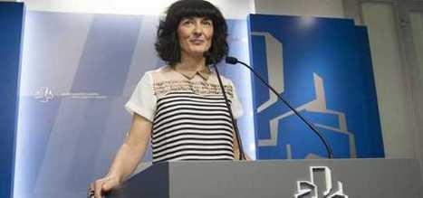 Maite Iturbe ya es directora de la televisión vasca con el respaldo de ... - elEconomista.es | La televisión en Latinoamérica | Scoop.it