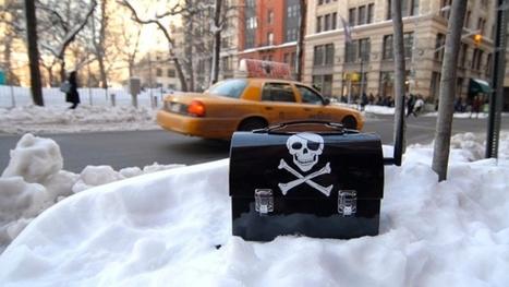 PirateBox, le réseau qui veut faire sécession du net | Tipkin | Scoop.it