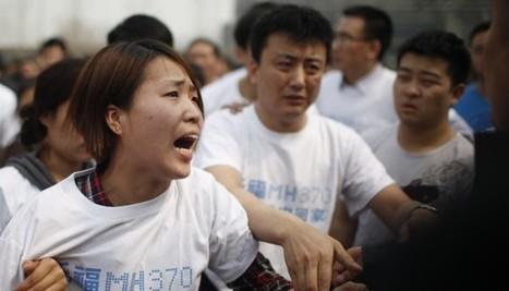 Vol MH370 : j'ai perdu mon fils dans le Rio-Paris, les leçons n'ont pas été tirées | Les crash d'avions | Scoop.it