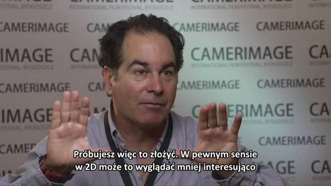 2013 Camerimage interview with John Schwartzman, ASC | WorkingCinematographer | Scoop.it