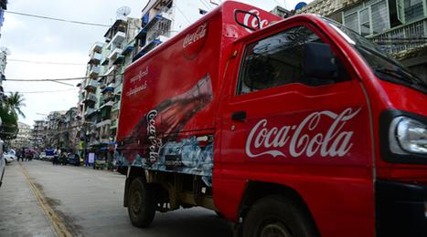 Coca-Cola Plant Opens in Myanmar: The Coca-Cola Company   FMCG Jobs in India   Scoop.it