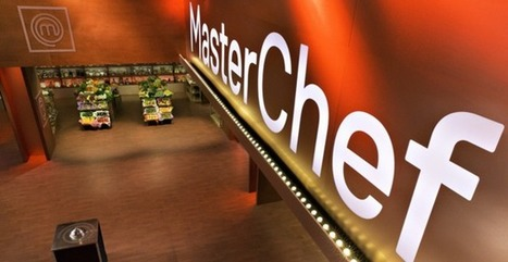 MasterChef désormais sur second écran et en kiosque | Application compagnon & Social TV | Scoop.it