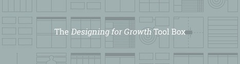 Designing for Growth Tool Box | Peer Insight | DESIGN THINKING | methods & tools | Scoop.it