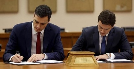 El plan de Pedro Sánchez | EL VIL METAL. | Scoop.it