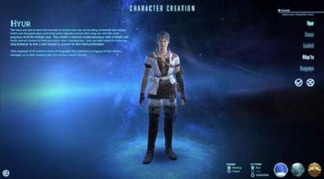 Final Fantasy XIV: A Realm Reborn Character Creation Benchmark | Archeage Online | Scoop.it