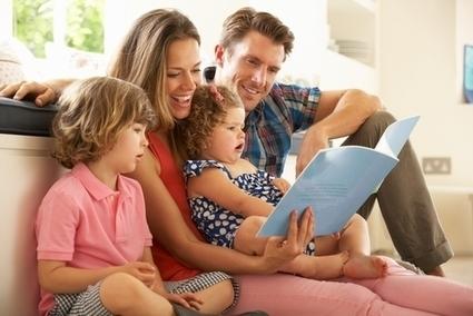 Εξοικειώστε το παιδί σας με το διάβασμα | Information Science | Scoop.it
