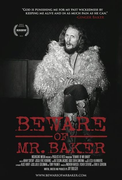Interview: Ginger Baker - JazzWax | Jazz from WNMC | Scoop.it
