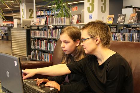 Kirjastojen näkyvyys mediakasvatuksen toimijana | Kirjastoalan keskiössä | Koulun ja kirjaston yhteistyö | Scoop.it