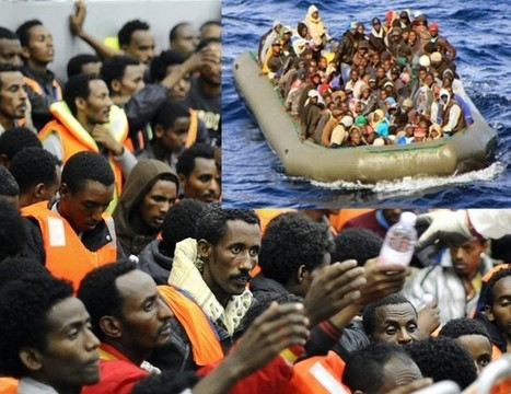 Muzzies and Africans Flooding Europe By The Day | Uk Immigration | Scoop.it